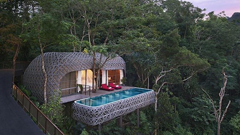 一晚要價2萬,竟住在部落?泰國普吉島這家五星級原住民風飯店,Spa、泳池全都有