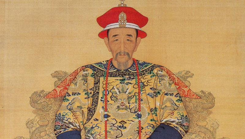 凌晨2點起床,加班一整天,只能吃素餃子...清朝皇帝過年只有一個字:苦阿~