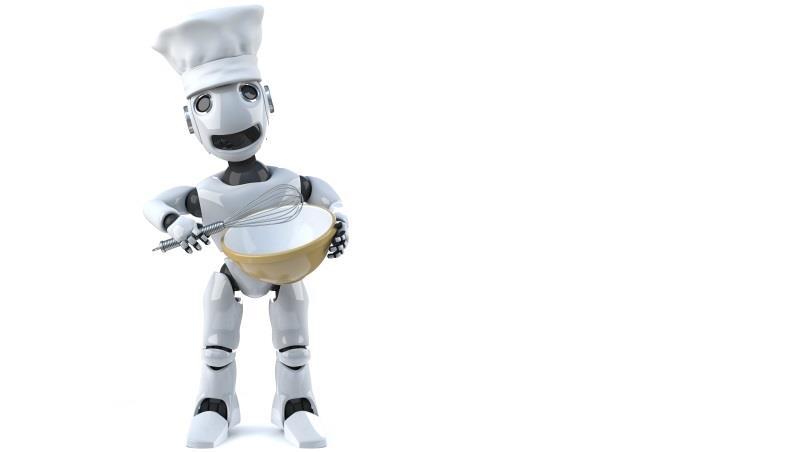有影片!披薩漢堡、螃蟹濃湯...機器人全面入侵廚房,會做上千道菜、動作跟名廚一樣優雅