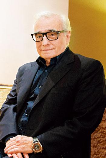 美國導演馬丁.史柯西斯(Martin Scorsese), 七十五歲的他,是美國最偉大導演之一。