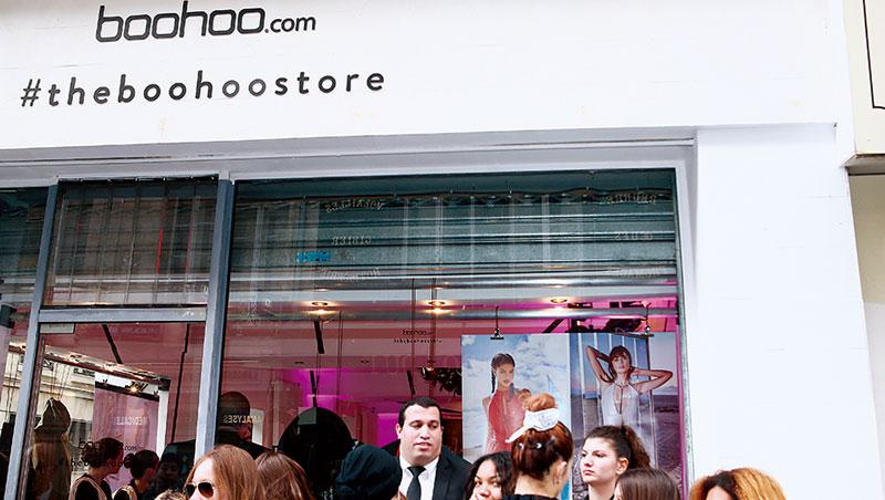 日前,Boohoo公布去年第4季業績,美國地區營收激增230%,名列全球各區市場冠軍。