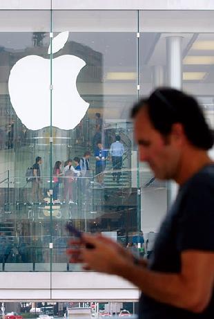 蘋果來台借錢!保險業搶吃「蘋果渣」