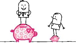 有錢人會有錢的原因:他們比你更能適應低支出的生活