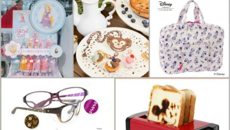 迪士尼控必看》日本藥妝達人公開:15樣「2017日本迪士尼必買商品」