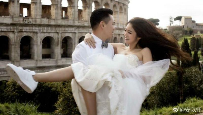 安以軒宣布嫁交往2年男友:「我認真的用810天去認識你,沒想到就這樣被你收服了!」