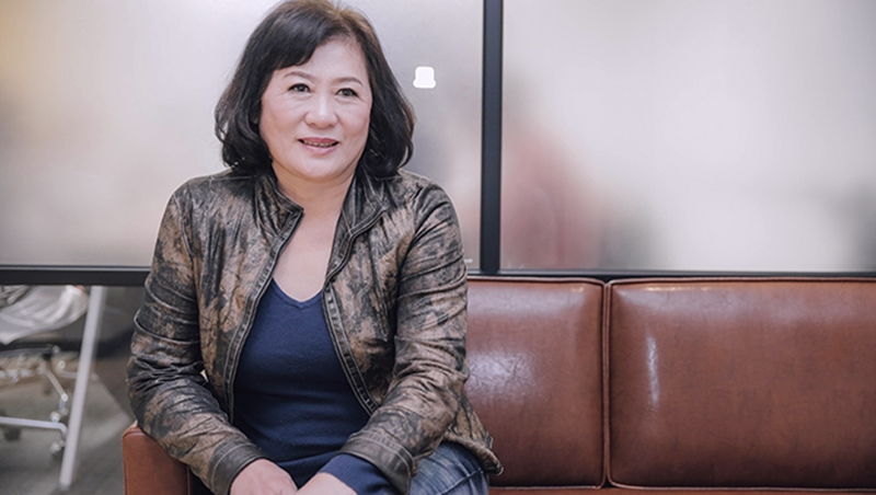曾經的中華隊球員到現在的Uber司機...一個五年級媽媽的轉職啟示:「心態對了,處處都是機會」