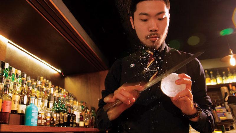 定期和日本橫濱酒吧交流的MOD Sequel,無形中流露著日系的嚴謹老派風範。