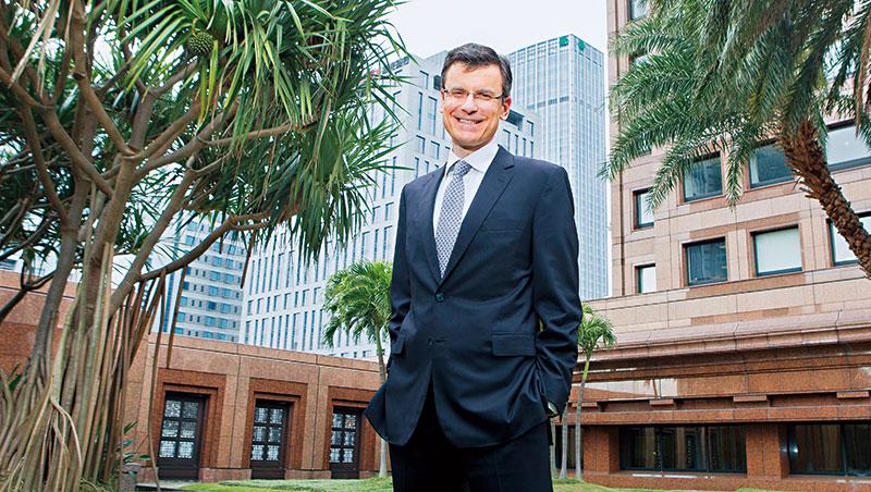 瑞銀資產管理全球投資總監、全球投資委員會主席 海夫勒