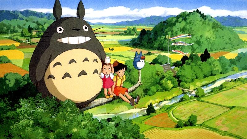 鐵粉快朝聖!龍貓、神隱少女.....宮崎駿動畫在這些地方取景的,日本實地大公開