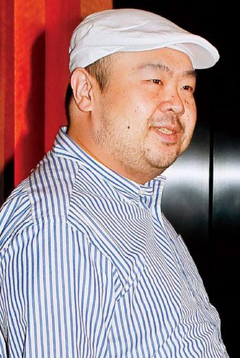 已故朝鮮勞動黨總書記金正日的庶長子 金正男