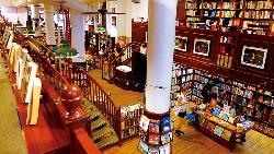 我在紐約把書店當書房
