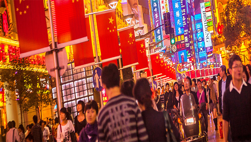民間消費擴張,是中國成長的重要推手