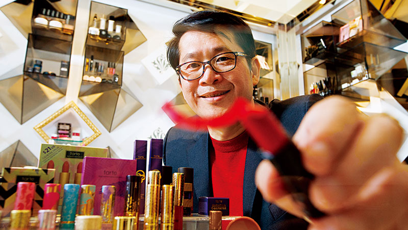 彰化魚塭旁彩妝廠 讓歐美日大廠不能沒有它