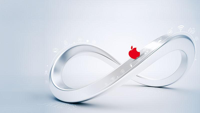 全玻璃機殼、拿掉充電孔...深入萬人工廠,獨家揭露iPhone 8外觀