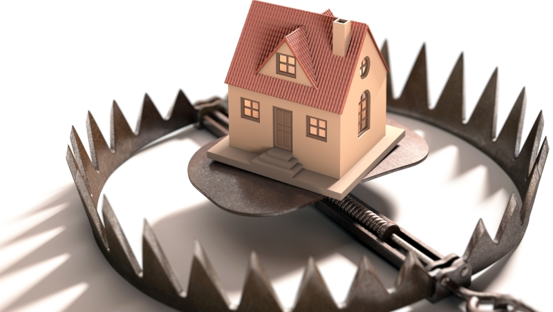 建案打出只需5%自備款就交屋,小心「代價」藏在...廣告或合約最不顯眼的地方