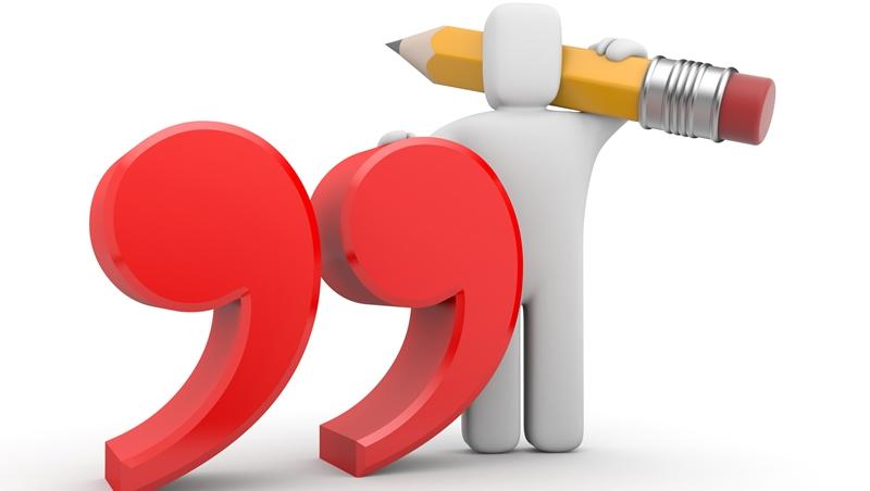 英文句子到底哪裡該空格?一次搞懂,英文「標點符號」的正確格式與用法