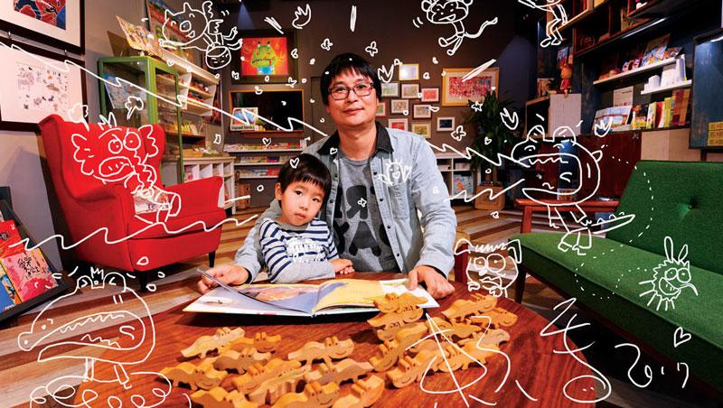 暢銷榜頭一遭 童書賣贏勵志書奪冠