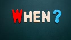 """「當我有空」說""""When I am free"""",為何容易被老外誤會?"""