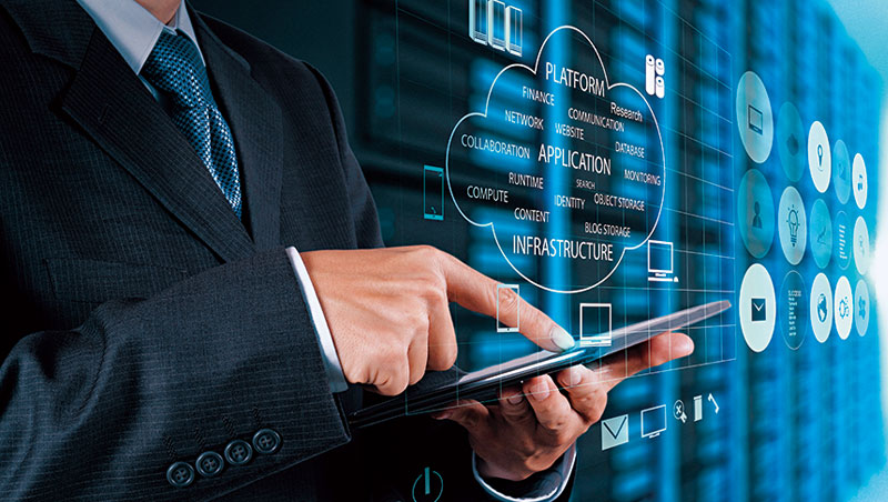 智慧型手機誕生後,全世界資料量大增,臉書、亞馬遜等都設資料中心因應,也因此衍生新商機。