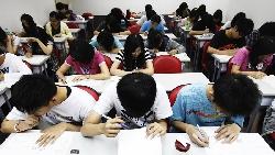 「中國學生有93%的人拿零分」!這份來自台灣的國中段考考卷,竟意外考倒一群人