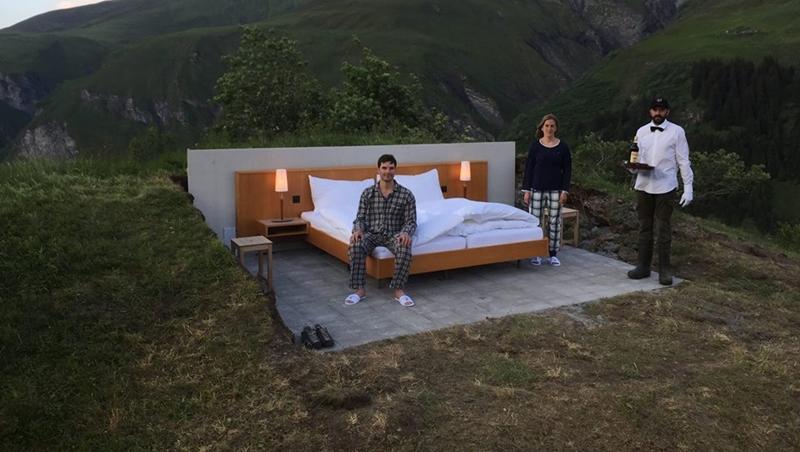 有圖》沒廁所、沒牆沒屋頂...但這間旅館,預約已經滿到2017年年底!