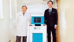 開刀次數多三成! MIT醫療機器人開工