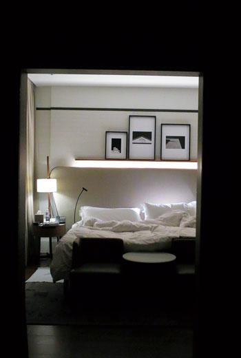 旅店由米蘭知名設計師夫婦檔主導,將屬於米蘭的生活風味放入源自東方的集團旅店中,賦予個性。