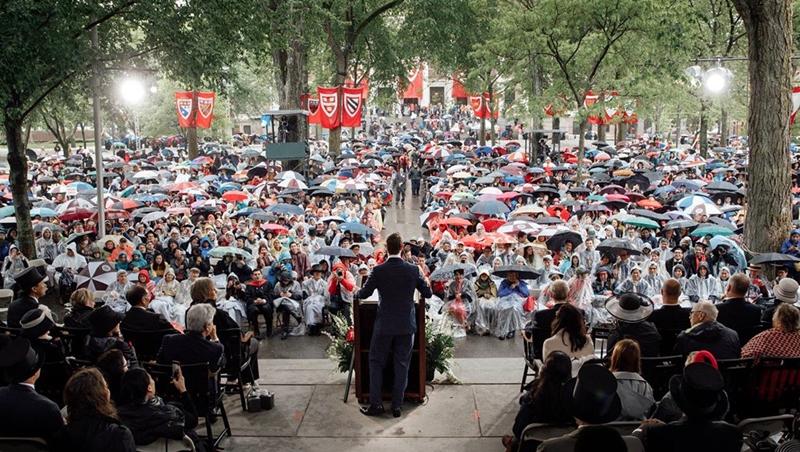 哈佛大學畢業演講》臉書佐伯格:我從來沒想過創辦公司,我想要的是創造「影響力」