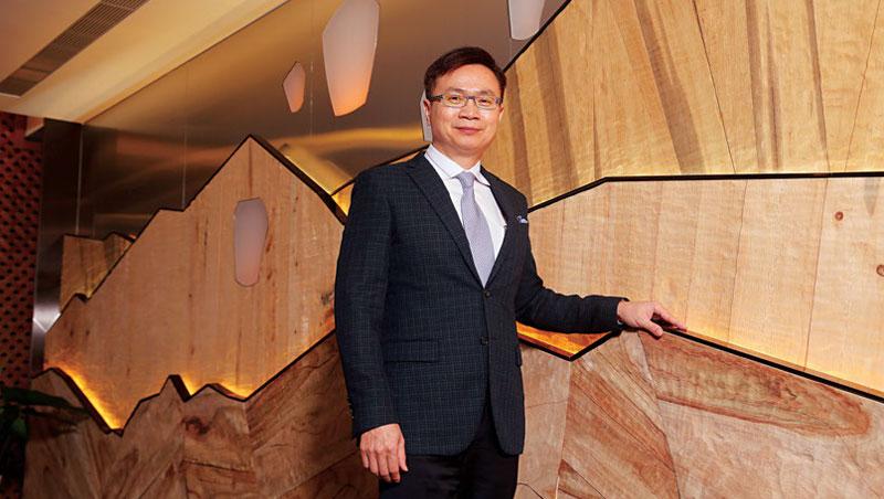 貿協董事長 黃志芳