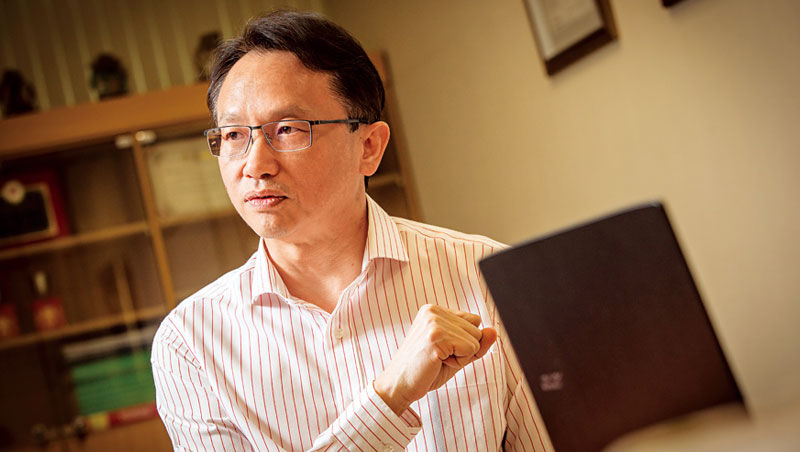跳脫PC廠只在規格、價格打轉困境,陳俊聖說台灣絕對可以有世界級的創新品牌