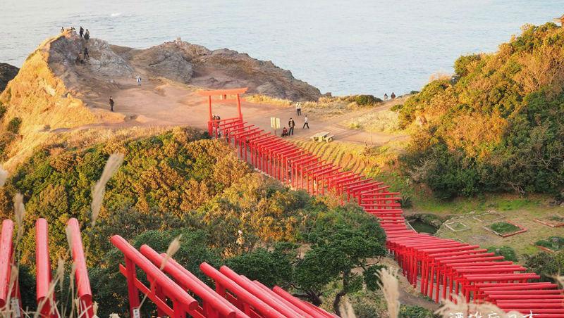 死前必去的世界絕景》被CNN評日本最美地方...不在京都!這裡的123座鳥居超壯觀