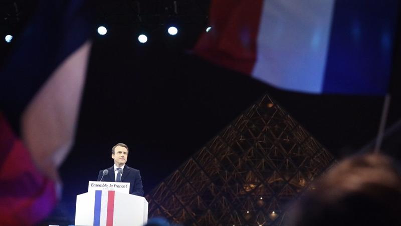 繼拿破崙後 法國最年輕總統馬克宏如何煉成?