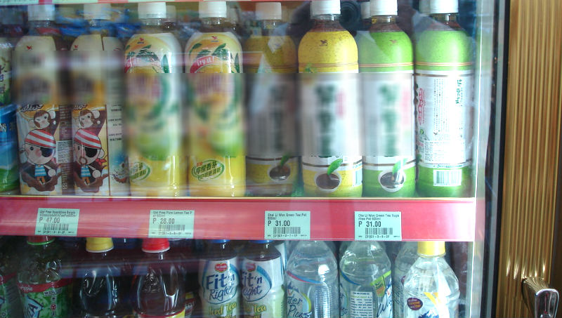 老外最不能接受的「超商飲料」有哪些?英國人:「紅豆水」像洗過盤子的水!