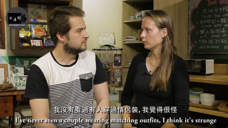 要男友拿包包、準備衛生棉、愛穿情侶裝...》台灣女生這8件事,讓歐美女生看了都想翻白眼