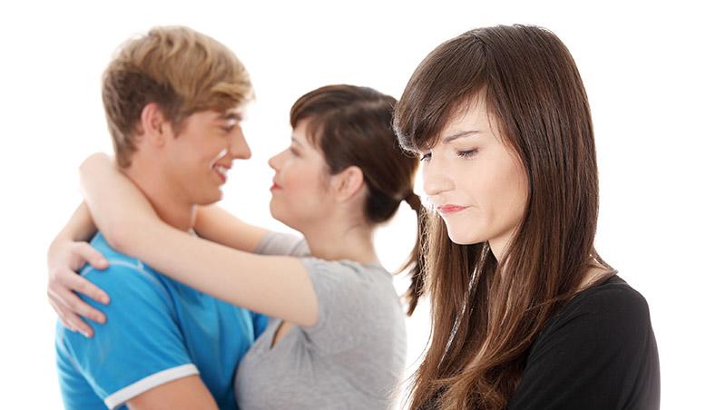 第三者的告白:他們的婚姻早就沒有愛了,我跟那個男人才是真愛,為何不能在一起?許常德神解析