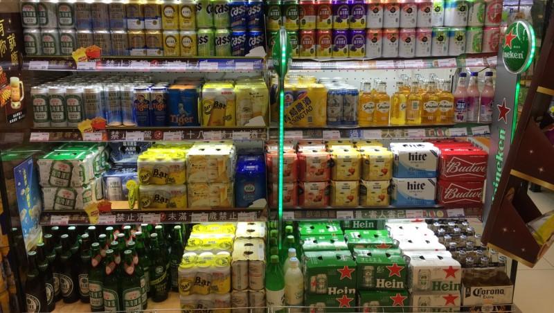 2017超商啤酒4推薦!天氣熱,這款帶著果香的清爽,超適合當開胃酒