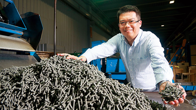鐵皮屋內的智慧工廠 拚出兩倍獲利力