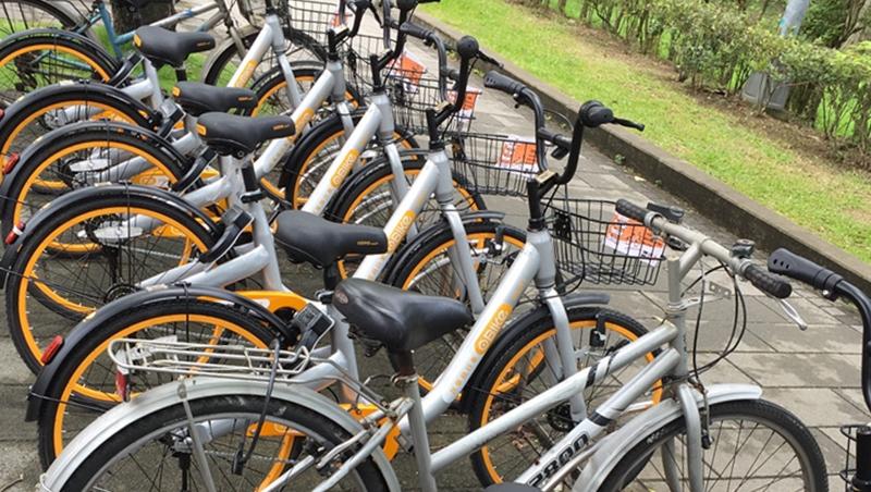 整個城市都是我的租車場》oBike不是共享經濟,也不是新創!只是用政府停車格賺錢的「腳踏車出租業」