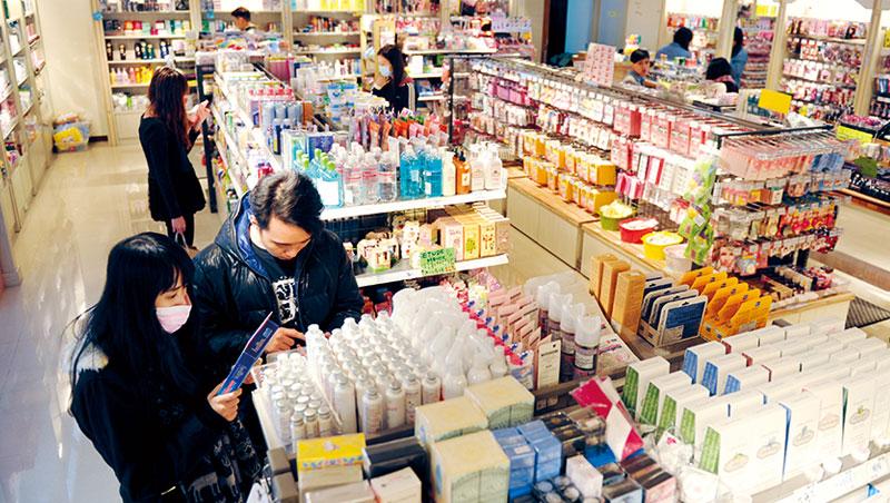 86小舖總經理王閔麒預計今年還要在全台多開22家店,約可占總營收近5成。