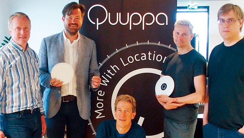 諾基亞助離職員工創業,定位系統商Quuppa(圖)和電子手錶商PulseOn等都取得授權技術,讓他們快速進入市場。