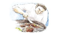 米其林蔬菜、國宴好雞、吐司界LV…燒烤一桌在地好味