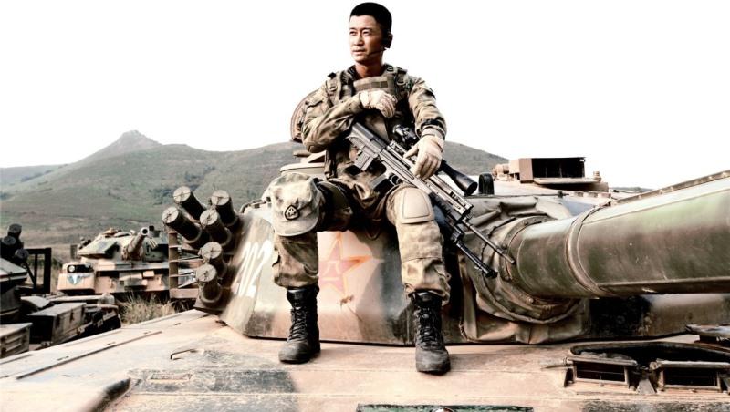 《戰狼2》票房破紀錄的意義:中國人要「武統」台灣的聲音越來越大了