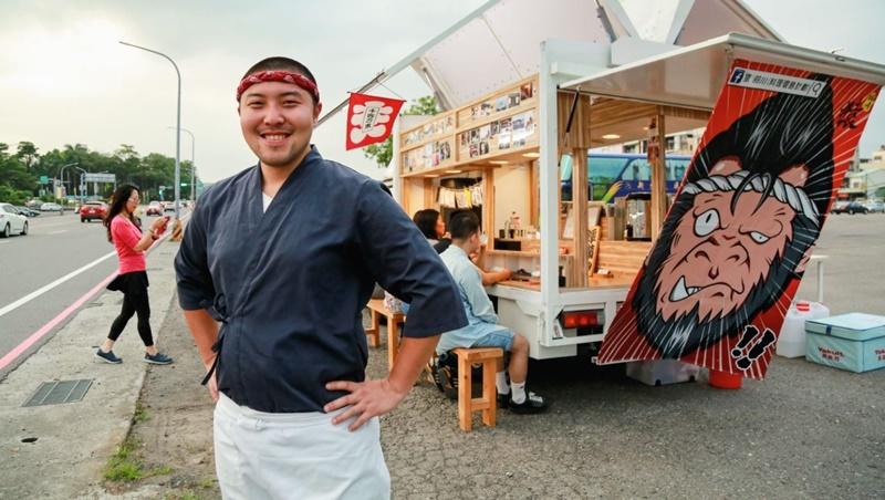 8小時燉煮料理、40份餐點15分鐘就完售!這個主廚開餐車環島,沒有固定地點還吸引2.2萬人按讚