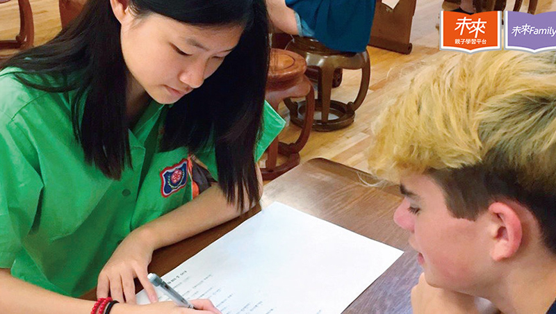 每週5天父母不在身邊,反而讓她被10所世界百大名校錄取!這位武陵高中畢業生這樣做...