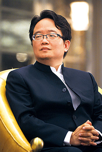 中歐國際工商學院策略學教授 陳威如