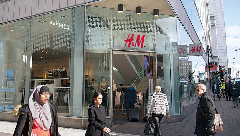 H&M慢時尚自救    推出北歐版無印良品