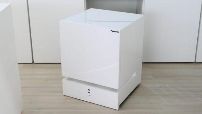 聲控的「移動冰箱」!從廚房自動導航到你面前,除了運送食物,還能把髒碗盤放入洗碗機清潔
