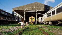 明日的台灣鐵道博物館:台北機廠