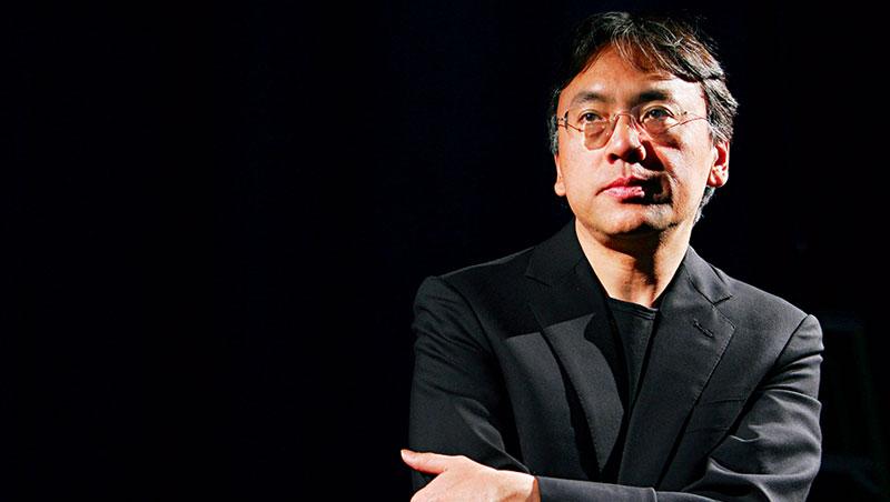 2017年諾貝爾文學獎得主 石黑一雄