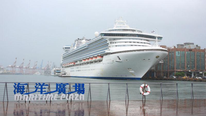張忠謀退休後,最想搭郵輪旅遊...一個外商老總:台灣這麼美,為何無法成為觀光郵輪必經站?